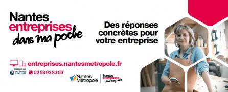 Nantes Entreprises dans ma poche