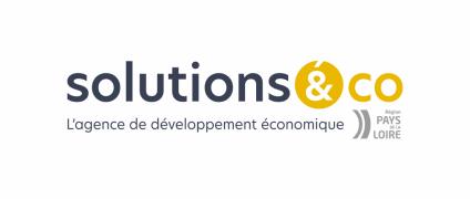 Solutions&co, l'agence de développement économique des Pays de la Loire.