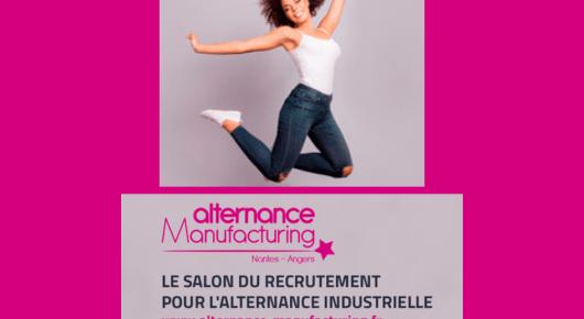 Alternance Manufacturing : Recrutez vos alternants !