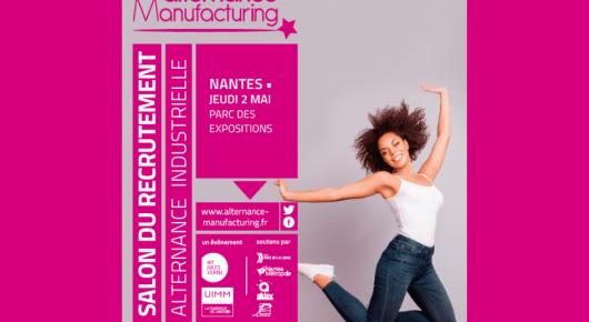 Alternance Manufacturing Nantes