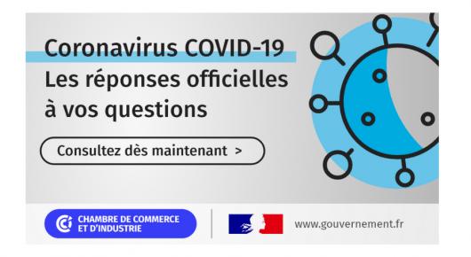 Coronavirus : l'Etat, la Région et les CCI en soutien aux entreprises