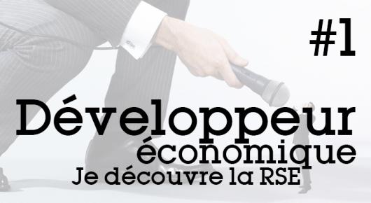 Je suis développeur économique, je découvre la RSE