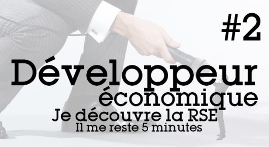 Je suis développeur économique, je découvre la RSE, il me reste 5 minutes