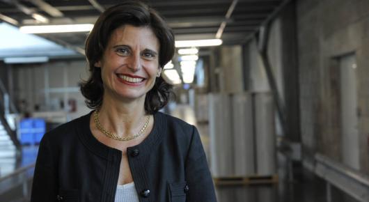 Sandrine Pelletier, dirigeante d'Aplix, place le dialogue au centre de son management