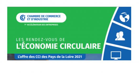 Les Rendez -vous de l'économie circulaire 2021 !