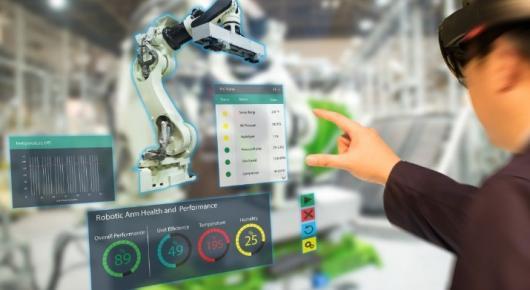 Les technologies immersives investissent les PME PMI