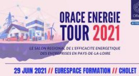 DÉCOUVREZ LA 7ÈME ÉDITION DE ORACE ÉNERGIE TOUR 2021 !