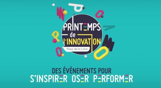 Printemps de l'Innovation : C'est parti pour la 2e édition !