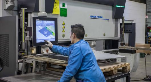 STSM Optimise son organisation industrielle