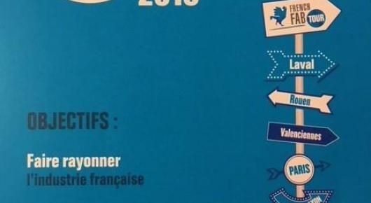 French Fab Tour 2019 : les escales en Pays de la Loire