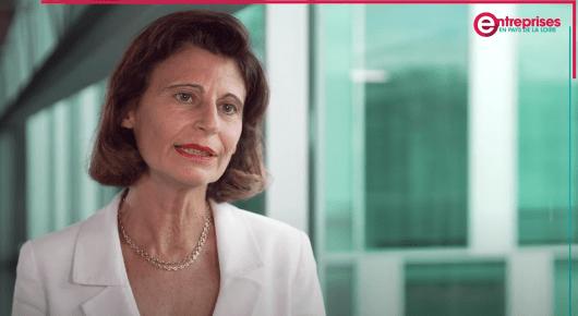 Rencontre avec Sandrine PELLETIER, PDG de l'entreprise APLIX