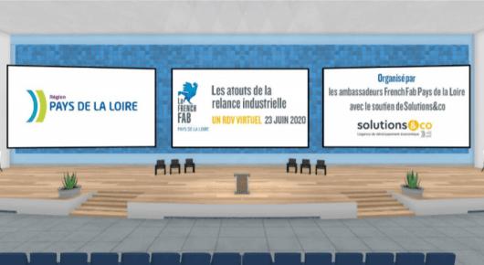 French Fab Virtuel Industrie du futur